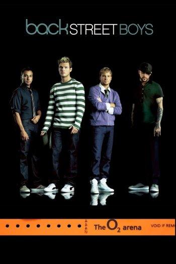 Backstreet Boys: Live From The O2 Arena, London