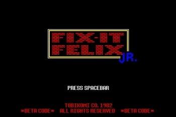 Fix-It Felix Jr.