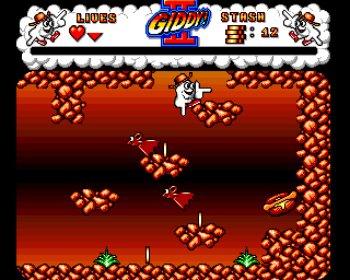 Giddy II: Hero in an Egg Shell