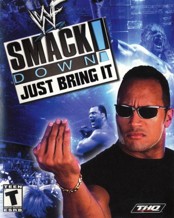 WWF SmackDown! Just Bring It