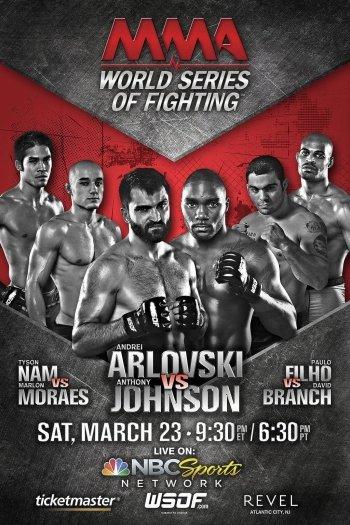 World Series of Fighting 2