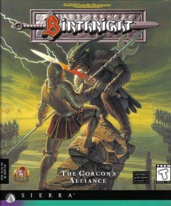 Birthright: The Gorgon's Alliance