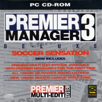 Premier Manager 3 De-Luxe