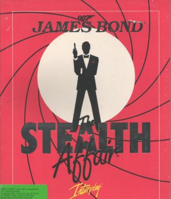James Bond: The Stealth Affair