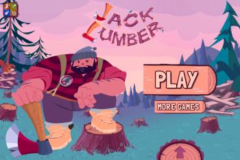 Jack Lumber: The Lumberjack