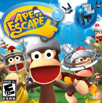 Ape Escape Move