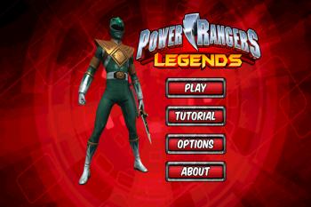 Power Rangers Legends