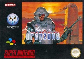 Archer Maclean's Super Dropzone