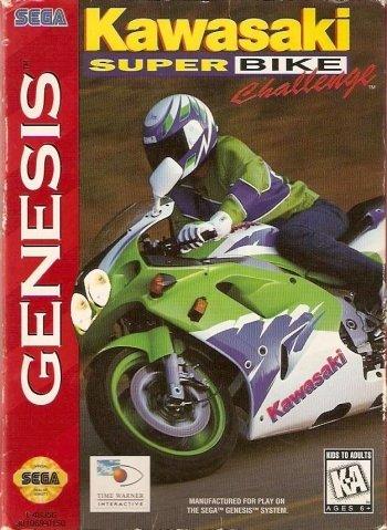 Kawasaki Superbike Challenge
