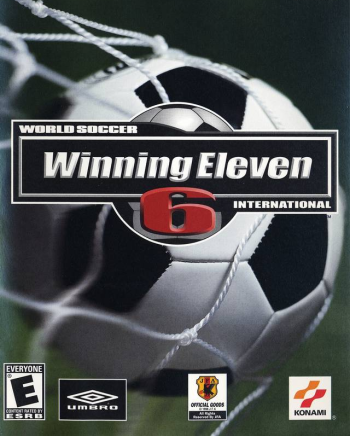 World Soccer Winning Eleven 6