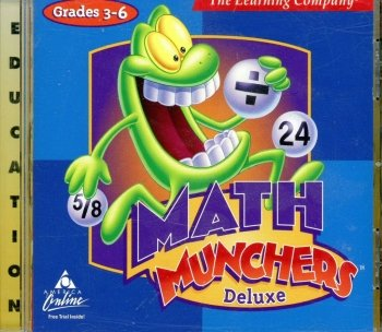 Math Munchers Deluxe