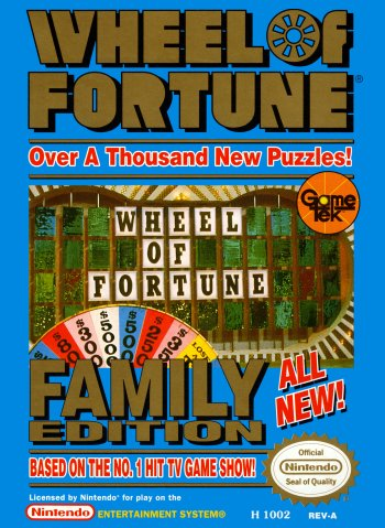 Wheel of Fortune: Family Edition