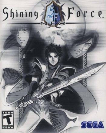 Shining Force: Neo