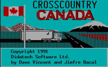 Crosscountry Canada