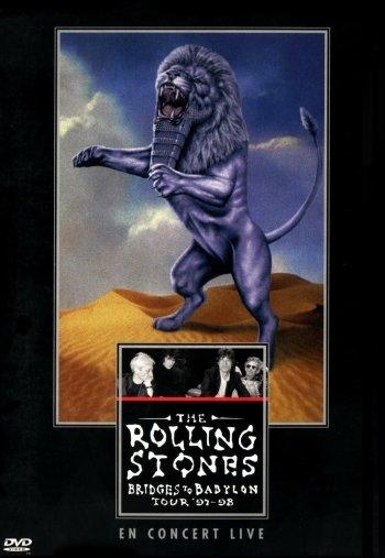 The Rolling Stones: Bridges to Babylon Tour '97-98