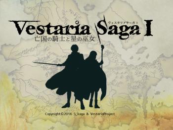 Vestaria Saga: The Seven Sacred Rings