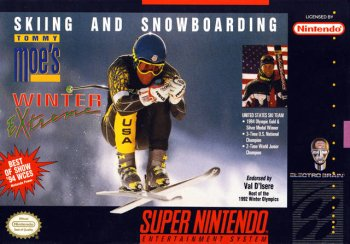 Tommy Moe's Winter Extreme: Skiing and Snowboarding