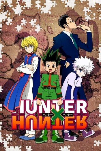 14 4k Ultra Hd Hunter X Hunter Wallpapers Background