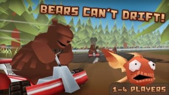Bears Can't Drift!