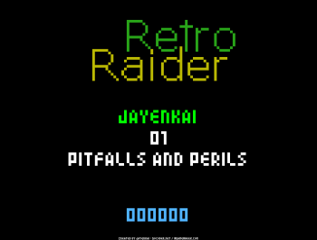 Retro Raider