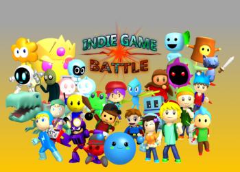 Indie Game Battle