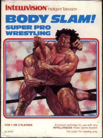 Body Slam: Super Pro Wrestling