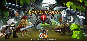 AdventureQuest: Battle Gems