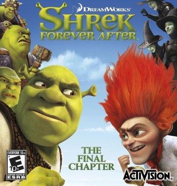 DreamWorks Shrek Forever After