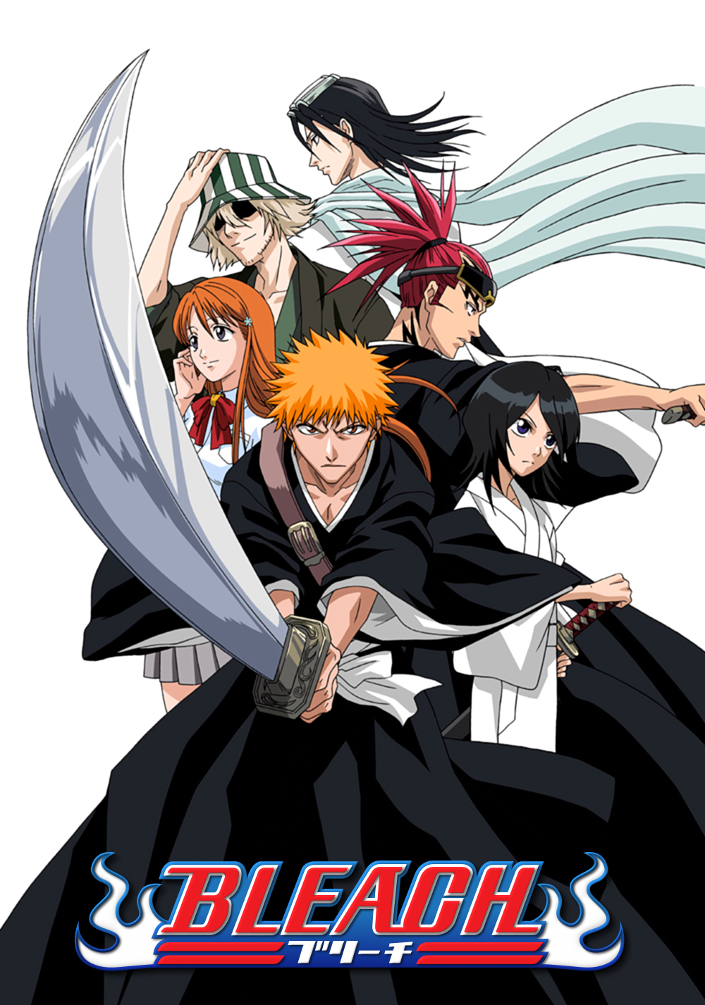 Bleach TV Show Poster - ID: 186584 - Image Abyss