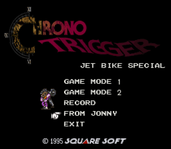BS Chrono Trigger: Jet Bike Special