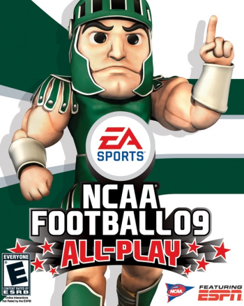 NCAA Football 09: All-Play