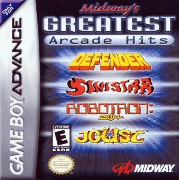 Midway's Greatest Arcade Hits
