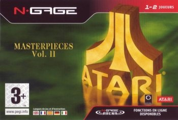 Atari Masterpieces Vol. II