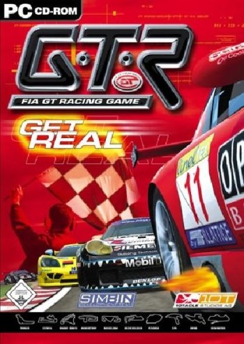 GTR: FIA GT Racing Game