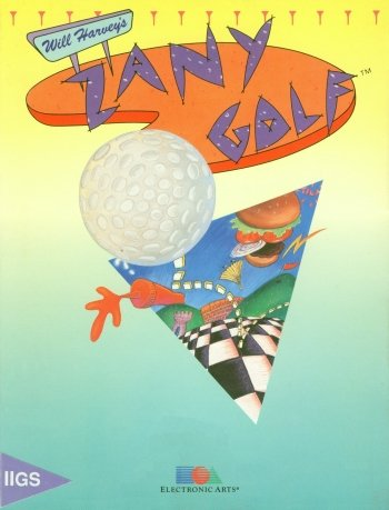 Will Harvey's Zany Golf