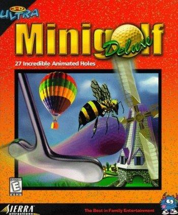 3D Ultra Minigolf Deluxe