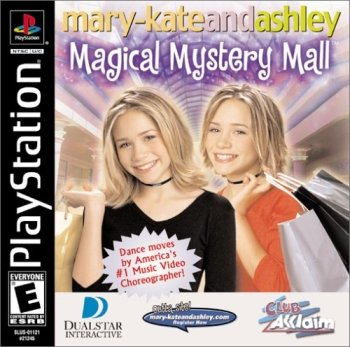 Mary-Kate And Ashley: Magical Mystery Mall