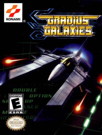 Gradius Galaxies