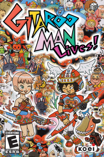 Gitaroo Man Lives!