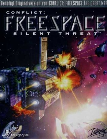 Descent: Freespace: Silent Threat
