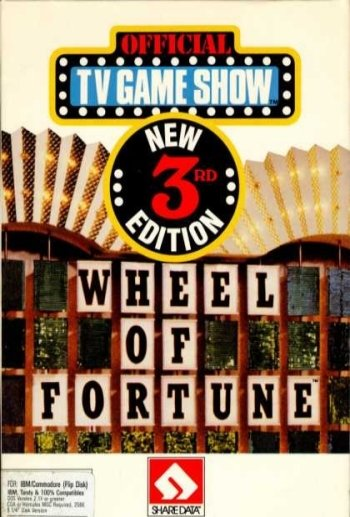 Wheel of Fortune: New Third Edition