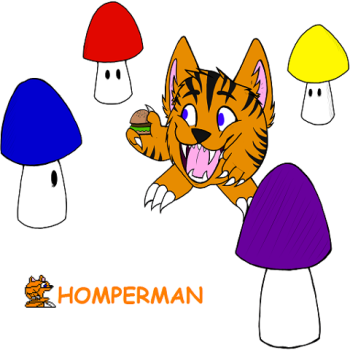 Chomperman