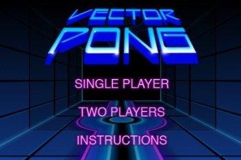 3-D Vector Pong