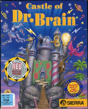 Castle of Dr. Brain