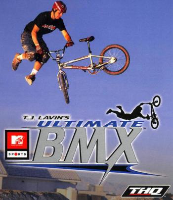 MTV Sports: T.J. Lavin's Ultimate BMX