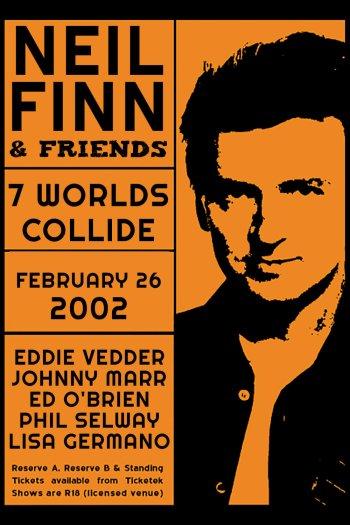 Seven Worlds Collide: Neil Finn & Friends Live at the St. James
