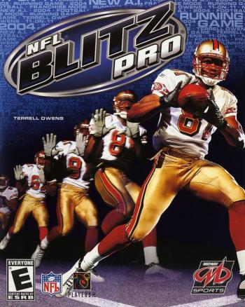 NFL Blitz: Pro