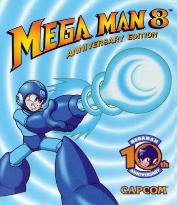 Mega Man 8: Anniversary Edition