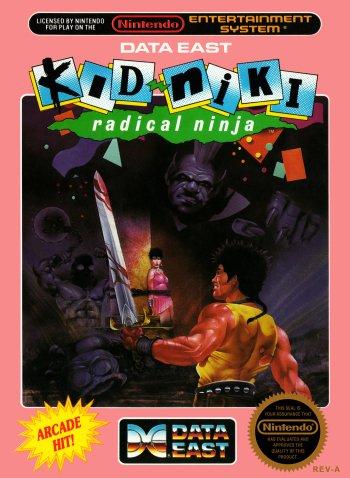 Kid Niki: Radical Ninja
