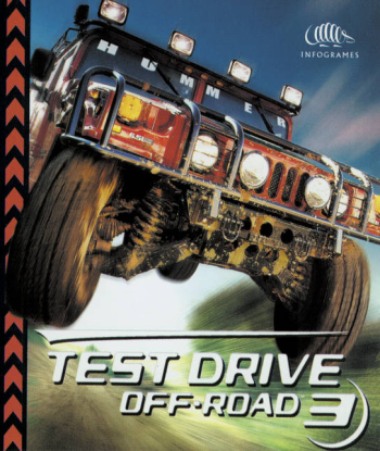 Test Drive: Off-Road 3